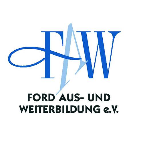 FAW Ford Aus- und Weiterbildung e. V. Logo