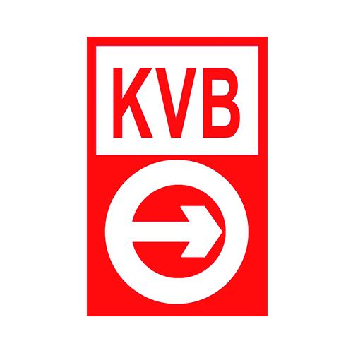 Logo KVB